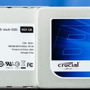 Crucial BX200 2.5-inch SSD