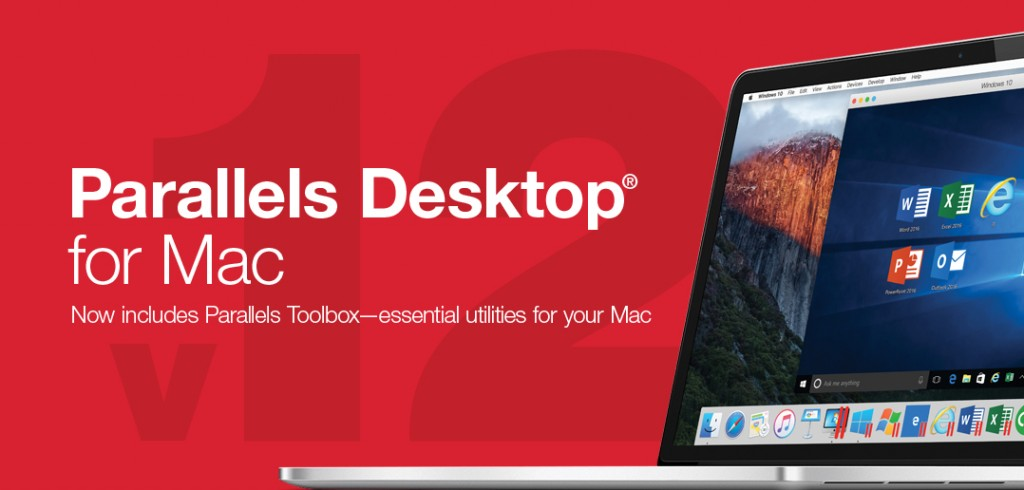 Parallels 12 For Mac