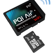 PQI Wi-Fi SD Card