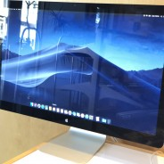 "Used 27"" Apple Cinema Display"
